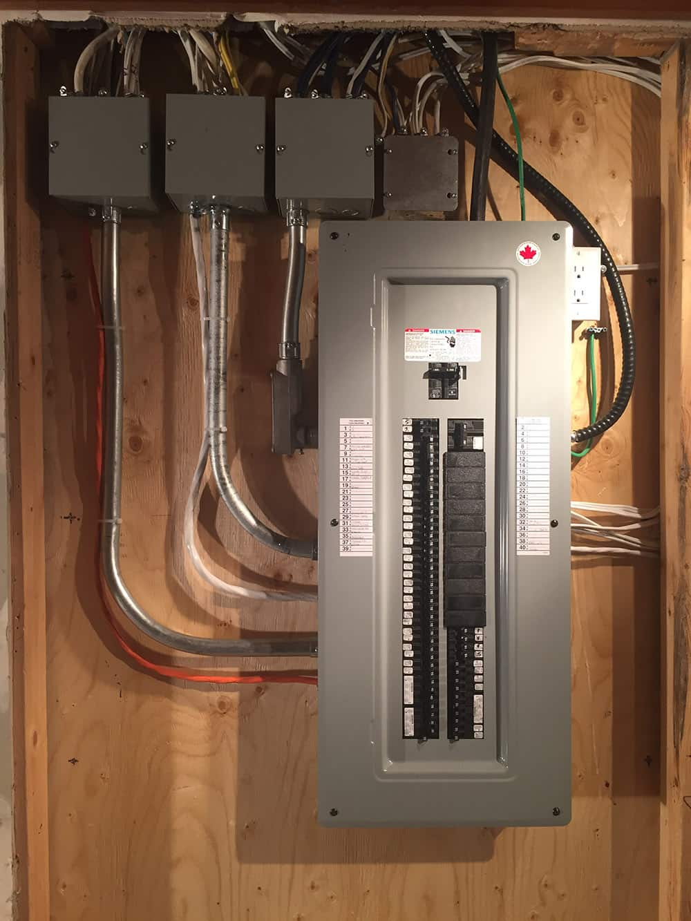 Residential Electric Services Calgary A Star Limited Electrical Panel And Wiring Upgrades Replacements